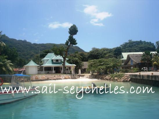 Location catamaran Seychelles La Digue